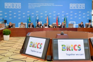 BRICS Science, Technology and Innovation Senior Officials and Ministerial Meetings (27th and 28th of October 2015, Moscow)